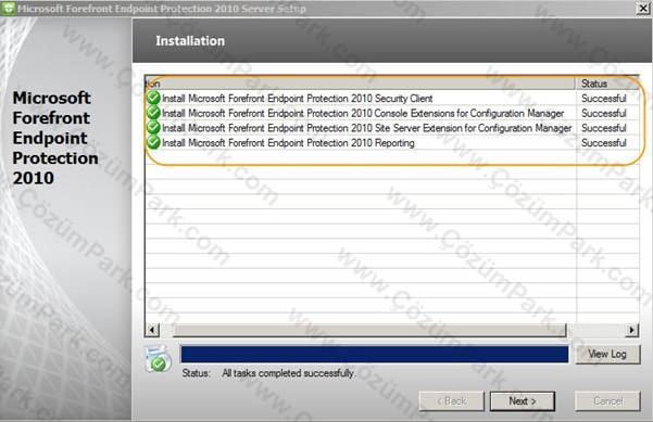 Forefront Endpoint Protection скачать