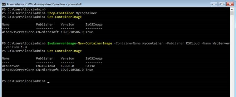 Windows Server 2016 Containers - Bölüm 2 – Windows Server