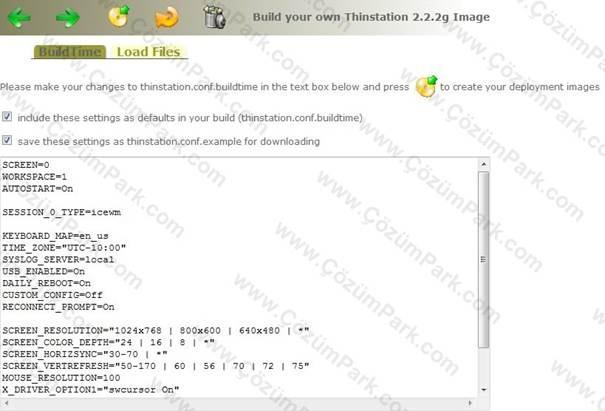 ThinStation - ÇözümPark