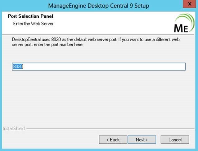 Manage Engine - Desktop Central Kurulum ve Agent Dağıtımı