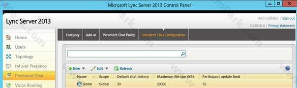 Add Members To Persistent Chat Room Powershell