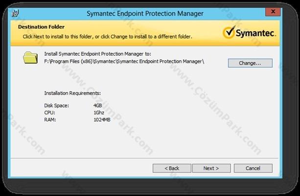Symantec Endpoint Protection SEP - ÇözümPark