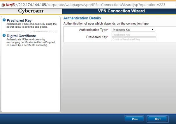 Cyberoam ssl vpn connection