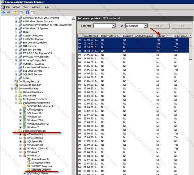 Deploying Software updates in SCCM 2007 Best