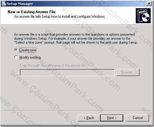 Adım Adım Windows Xp Hotfix lerinin Entegre Edilmesi ve Katılımsız Kurulumu