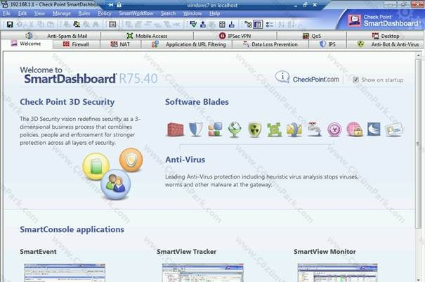 Checkpoint r75 20 download