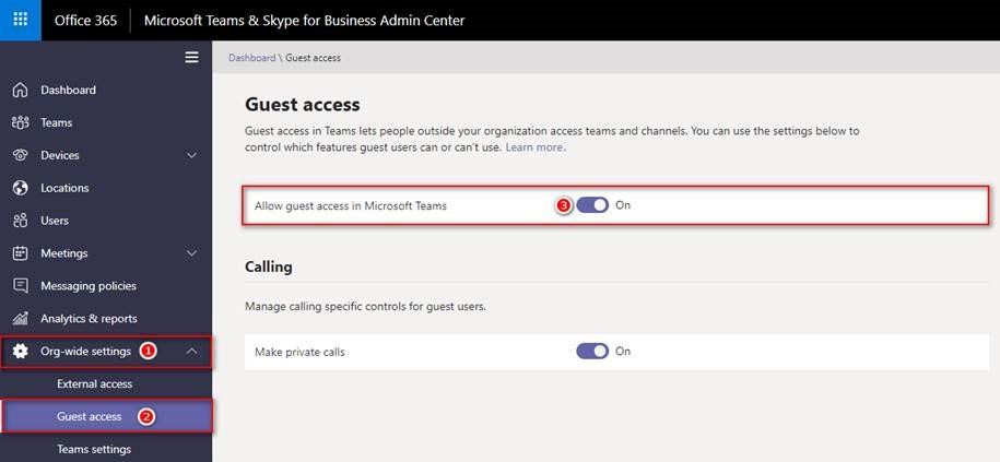Microsoft Teams Admin Center ilk Dokunuş - Bölüm 2 - ÇözümPark