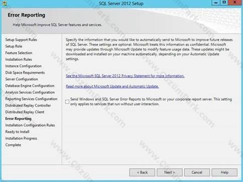 SQL Server 2012 Detayl� Kurulum Anlat�m ve Download Link