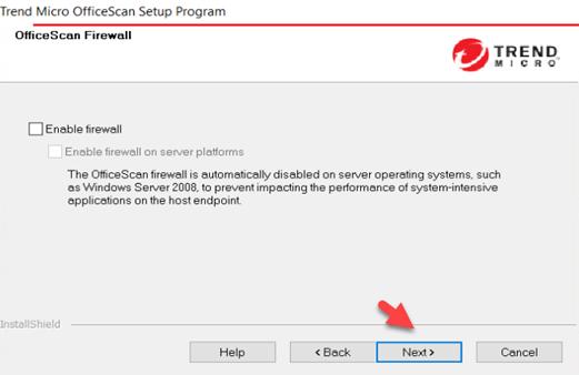 TrendMicro OfficeScan XG Kurulum - ÇözümPark