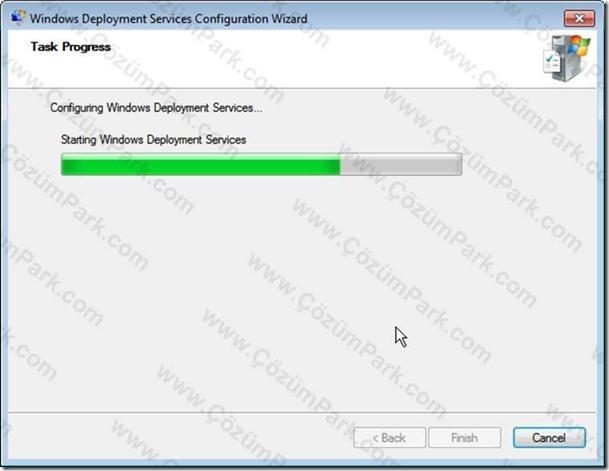 Windows Server 2008 R2 Windows Deployment Services ve