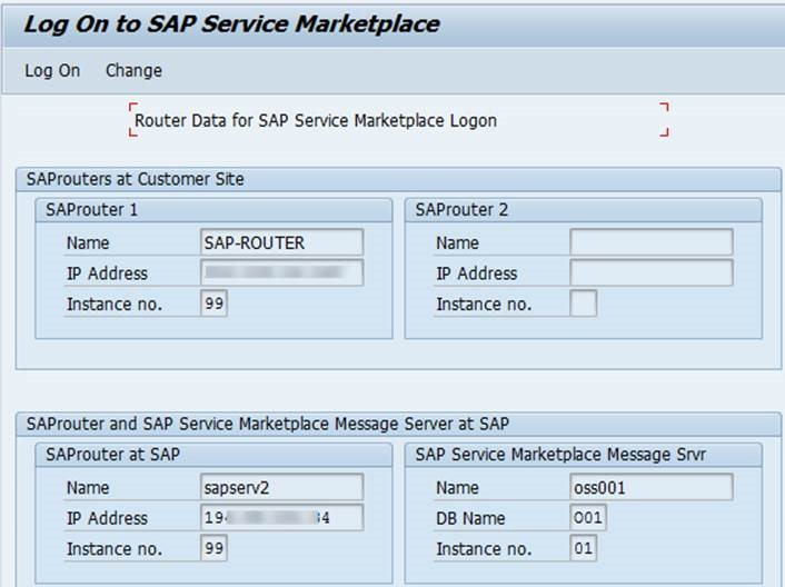 How To Find The Ip Address Of A Printer In Sap Using network