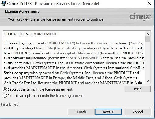 Citrix Provisioning Services 7 15 Bölüm 2 – vDisk Oluşturma