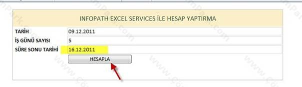 infopath excel