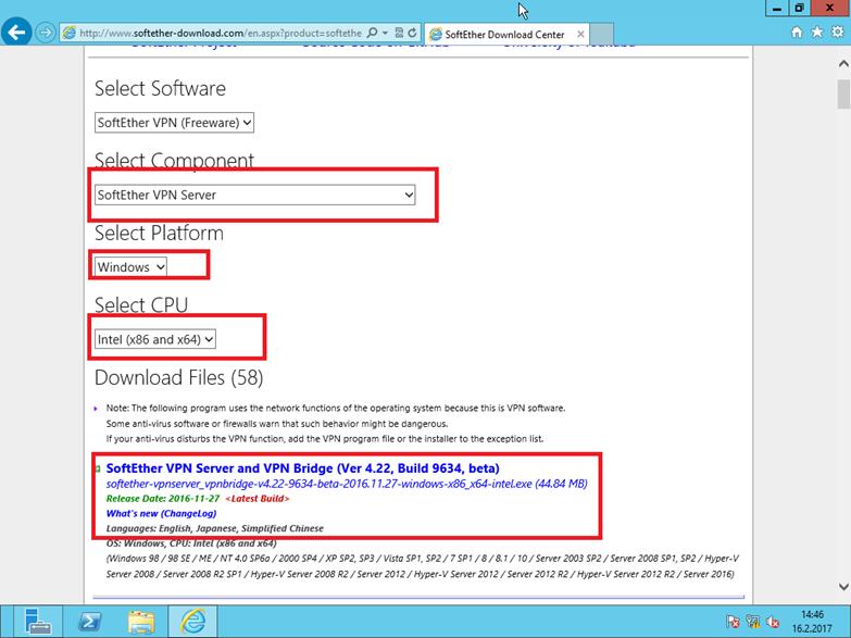 Windows 7 vpn kurulumu
