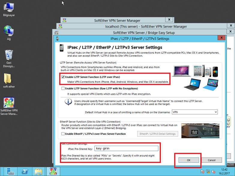 Windows 10 how to create vpn server