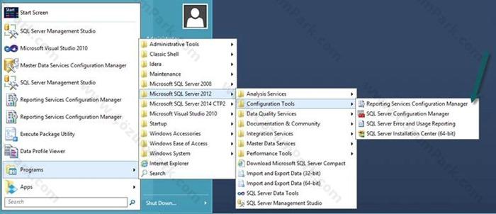 SQL Server Reporting Services – Bölüm 1 - ÇözümPark