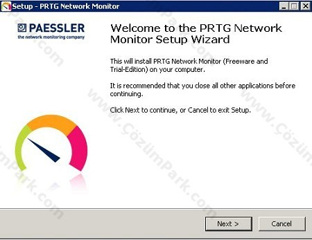 Prtg Network Monitor V14–Bölüm 1 - ÇözümPark