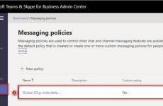 Microsoft Teams Admin Center ilk Dokunuş – Bölüm 2