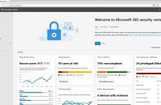 Microsoft 365 security center ve Microsoft 365 compliance center