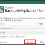 Veeam Backup & Replication 9.5 Repository Ekleme İşlemi