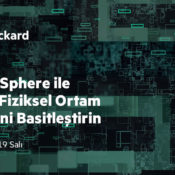 Web Semineri – HPE OneSphere ile Bulut ve Fiziksel Ortam Yönetimini Basitleştirin – 5 Mart Salı Saat 14:00