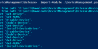 Powershell ve Cmd ile USB Aygıtın Disable/Enable edilmesi