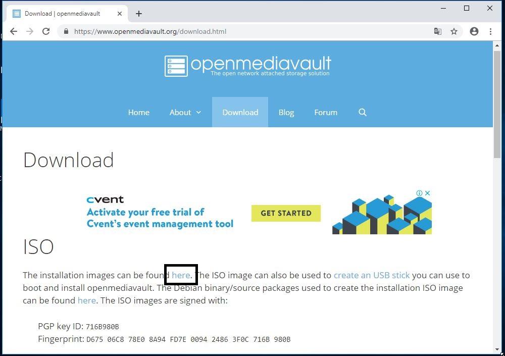 Open Media Vault Free ile Kendi Nas Cihazınızı Oluşturun