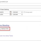 Microsoft Teams/Skype For Business Audio Conferencing Nedir? Nasıl kullanılır?