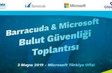 Etkinlik – Barracuda Microsoft Bulut Güvenliği Toplantısı – 3 Mayıs Cuma