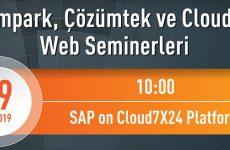 ÇözümPark ve Cloud 7×24 Web Seminerleri