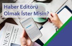 ÇözümPark Teknoloji Haber Editörü Olmak İster misin?