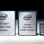 Intel'in Kürek Kürek Çekirdek Attığı, 56 Çekirdekli İşlemcisi Xeon Platinum Tanıtıldı