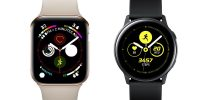 Apple Watch Series 4'e Karşı Galaxy Watch Active