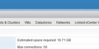 VMware Yapısında E-posta Ayarları ve E-posta Alarmlarının Yapılandırma