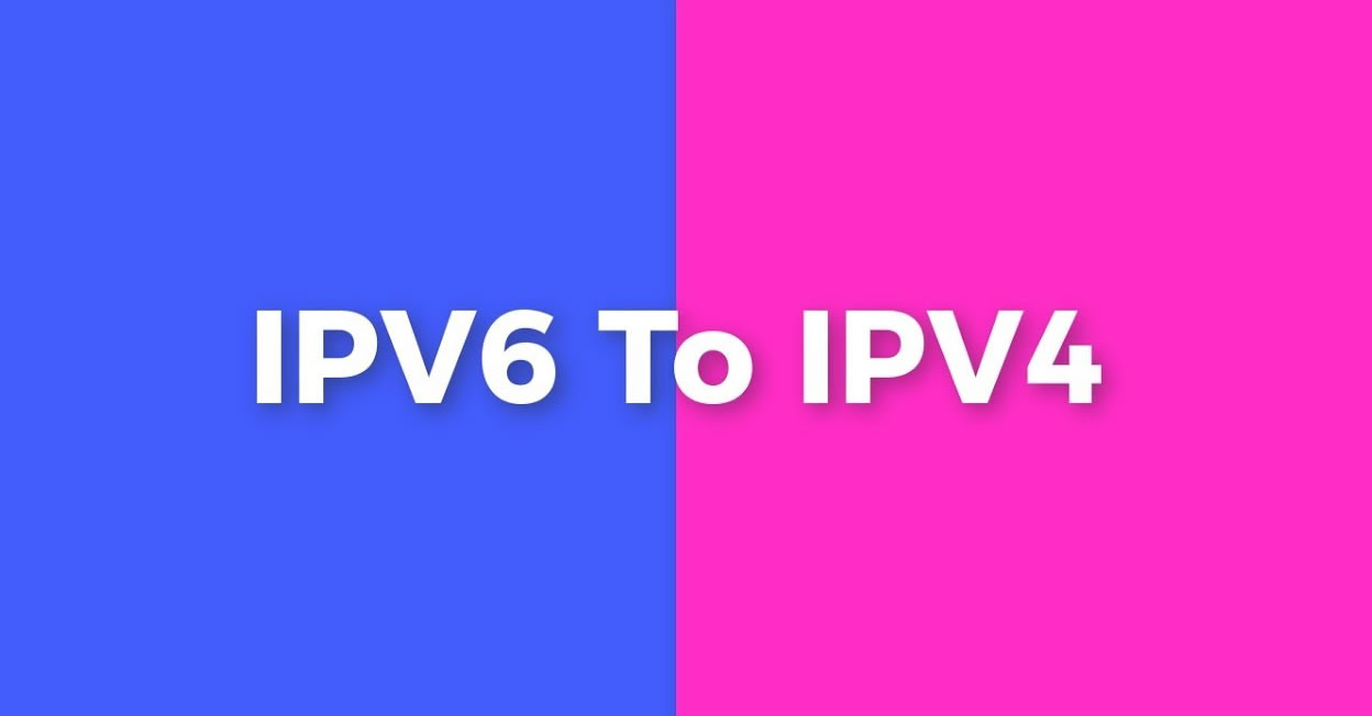 Ping sorgusuna neden IPv6 Adresi Dönüyor?