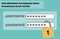 Password expiration is dead – Artık Şifrelerimiz için Kullanımı Süresi Sınırlamasına Gerek Yok Mu?