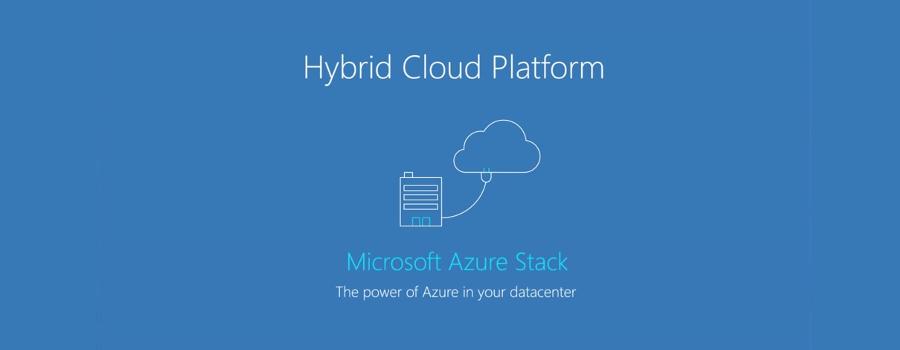 Microsoft Azure Stack Nedir?