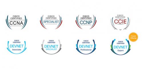 Cisco yeni sertifikasyon programlarını açıkladı!