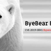 Windows EoP Zafiyeti (CVE-2019-0841) için İkinci Zero Day Yayınlandı