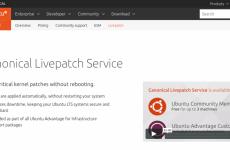 Ubuntu Server 18.04 LTS üzerinde Canonical Livepatch Servisini aktif etme