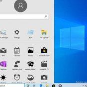 Windows 10'un Yeni Güncellemesi, Yeniden Tasarlanmış Başlat Menüsü ile Gelecek