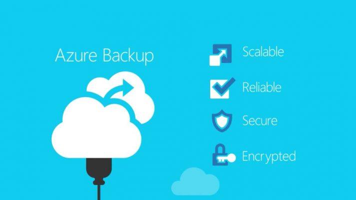 Azure Backup 30 TB Diskler İçin Hazır