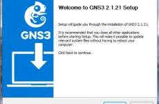 Grafiksel Ağ Simülatörü GNS3 Kurulumu ve GNS3 VM ESXI Üzerine Kurulumu