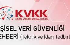 KVKK – Teknik Tedbirler ve Sistem Yöneticisi Rehberi