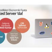 Turhost Dedicated Server Kiralama Hizmetleri Yenilendi
