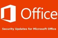 Microsoft'tan Office İçin Kritik Güncelleme