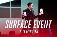 Microsoft Surface Show ile Sahnede – Surface Duo