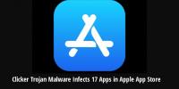 Apple Store'da 17 Kötü Amaçlı Yazılım Tespit Edildi.