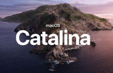 Apple macOS Catalina'yı Sunar