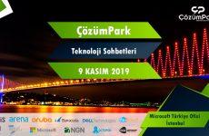 ÇözümPark Teknoloji Sohbetleri 2019 Sunumları Yayınlandı